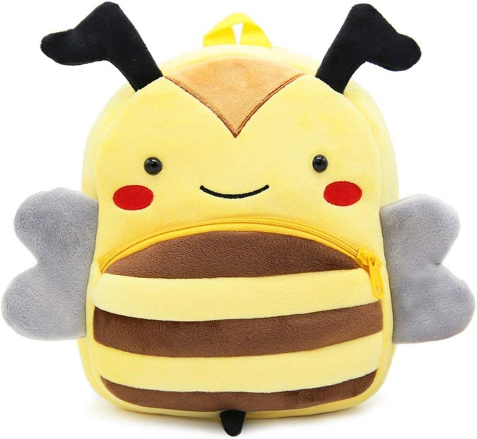 Plush Animal Backpack for Toddler