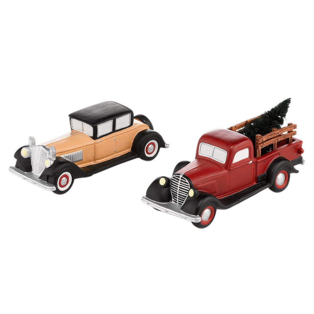 City Cars 2 Assorted Christmas in the City Village Accessories