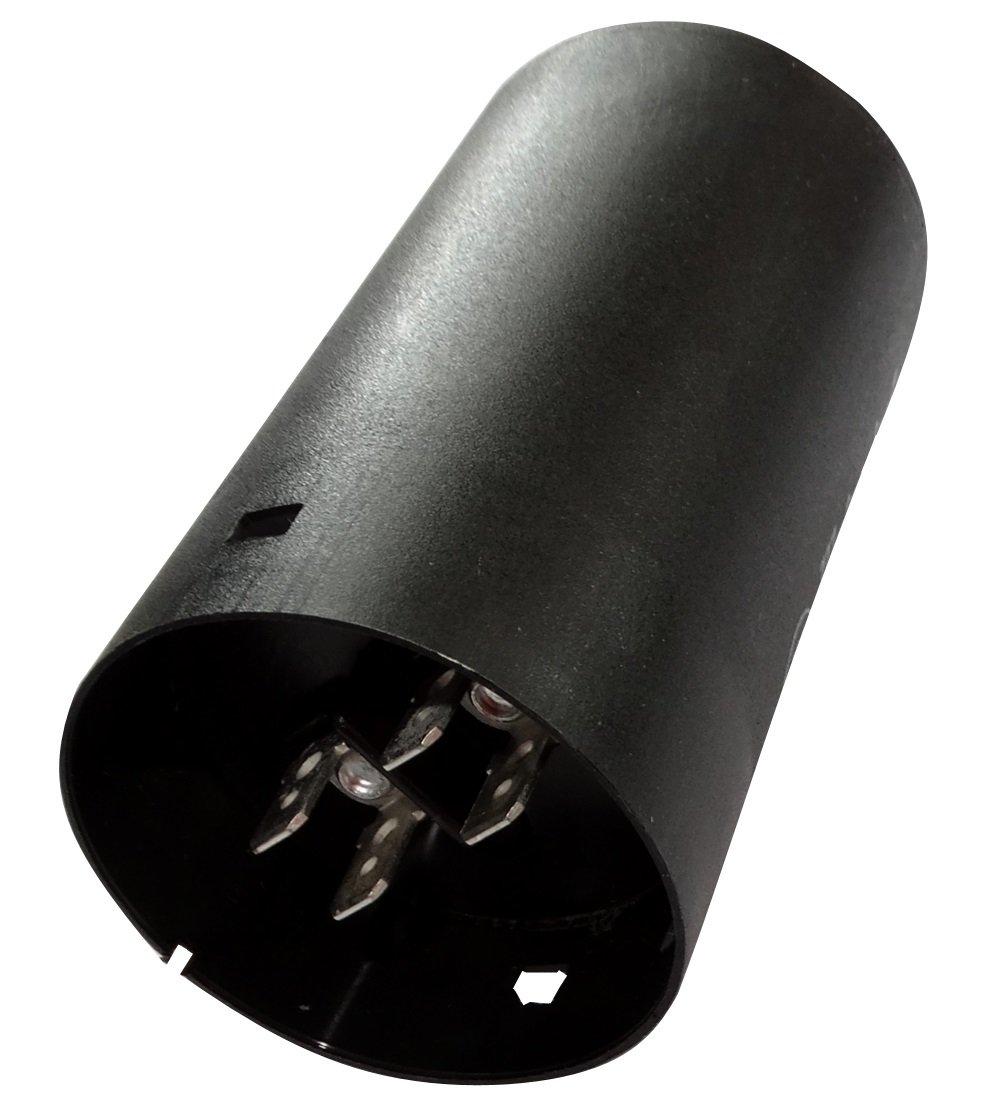 Aerzetix: Condensateur de dé marrage pour moteur 100µ F 250V Ø 45.5x84mm ± 10% C18723 C18723-AL712