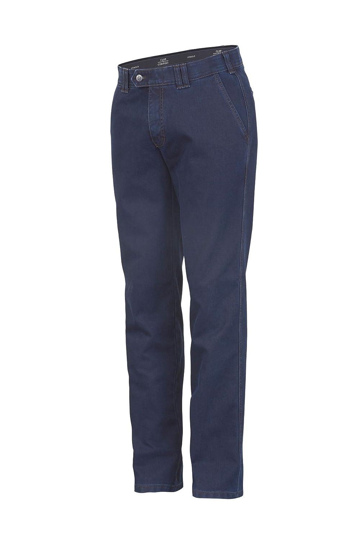 Michaelax-Fashion-Trade Men's Straight Leg Plain Trousers