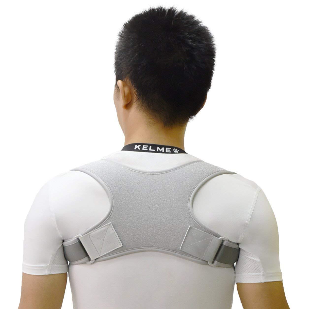 Nouveau haut du dos Posture Correcteur Posture Clavicule Soutien Correcteur Dos /épaules droites Brace Sangle Correctpor