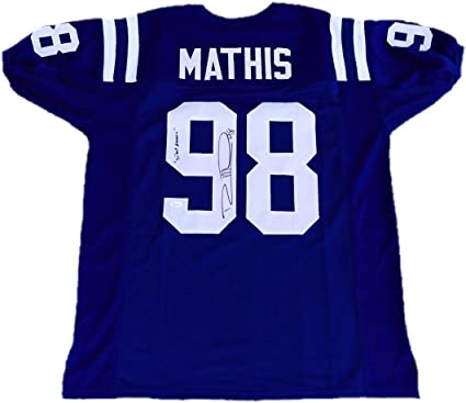 robert mathis jersey