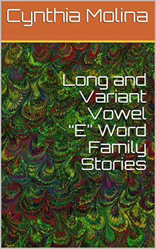 "Long and Variant Vowel ""E"" Word Family Stories]()"