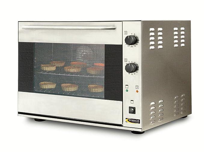 sofinor Horno de aire caliente fw705gbk2/230 V con barbacoa ...