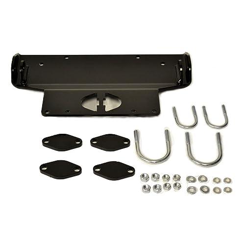 WARN 89613 Center Plow Mounting Kit for ATV