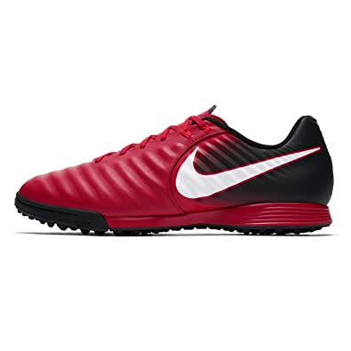 e4582731dd3ba Nike Tiempo Ligera Astro Turf Football Trainers Mens Red Soccer Shoes  Sneakers: Amazon.co.uk: Shoes & Bags