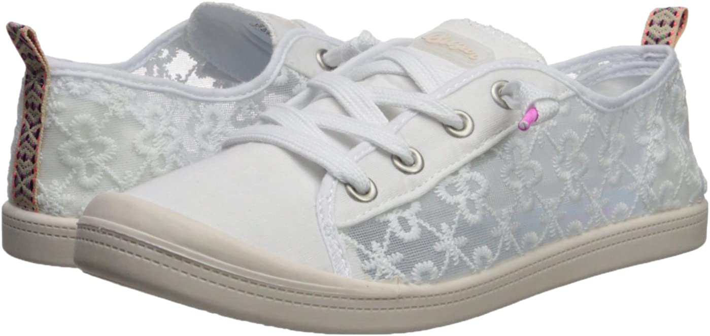Sugar Womens Genius Comfortable Slip On Sneaker Shoe with No-Tie Laces and Cute Design