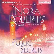 Public Secrets Audiobook by Nora Roberts Narrated by Renee Raudman