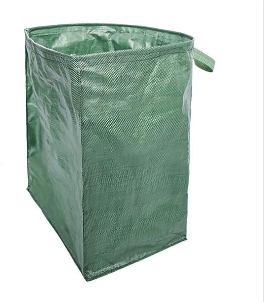 SH-ljsn Bolsas para desechos de jardín, Cubo de Basura de jardín, Almacenamiento de Flores, Cubo ordenado: Amazon.es: Hogar