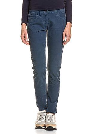 Napapijri Damen Damen Hose Stoff Chino Regular Fit Mid Waist Stretch  Komfort Elasthan  Amazon.de  Bekleidung c8d589fa0f