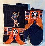 Auburn and Aubie Kitchen Towel & Potholder Set of 2