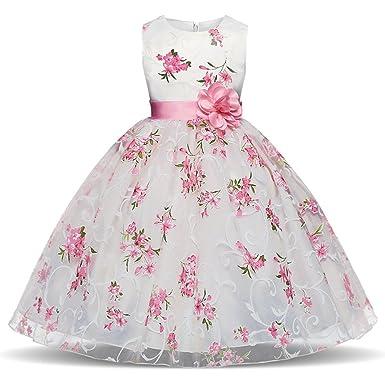 Blumenmadchen kleid leihen
