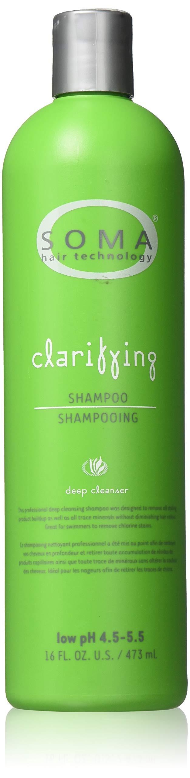 Soma Clarifying Shampoo [16 oz.] by Soma