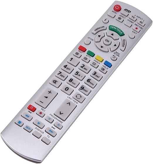 Reemplazo del Control Remoto para Panasonic N2QAYB000504 Control ...