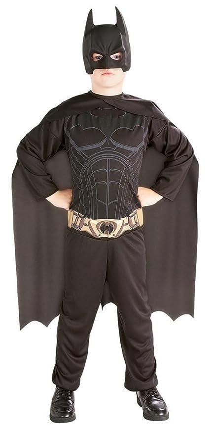 Amazon.com: Economía niños Batman disfraz, Niño(a) M, Multi ...