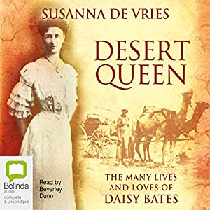 Desert Queen Audiobook