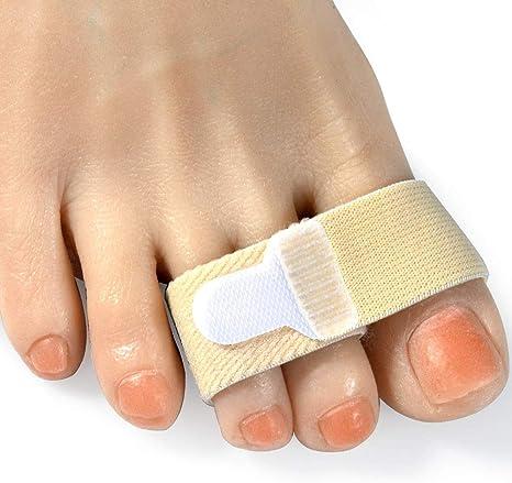 como quitar un calambre en los dedos de los pies