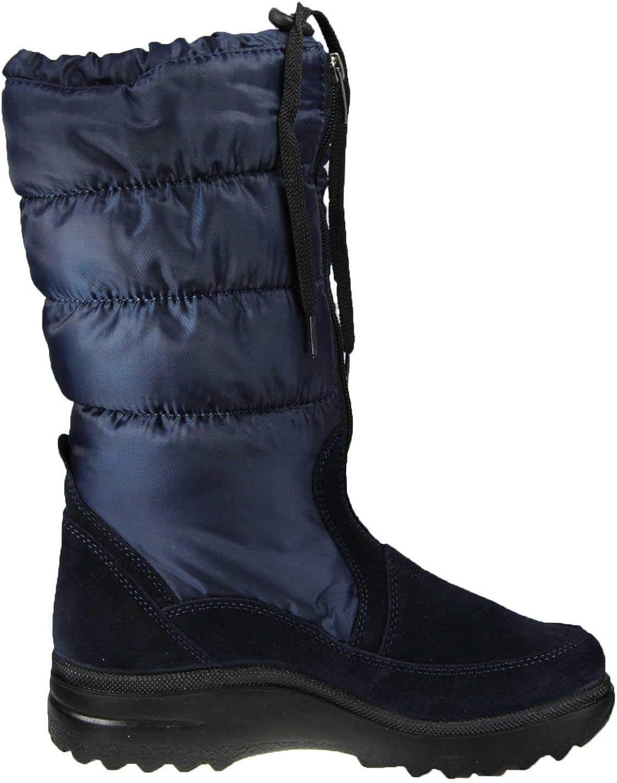 ROMIKA Ischgl 02, Bottes de Neige Femme Bleu Ocean 530 530