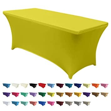 Amazon.com: (más de 30 colores) AbcCanopy mantel de 6 ...