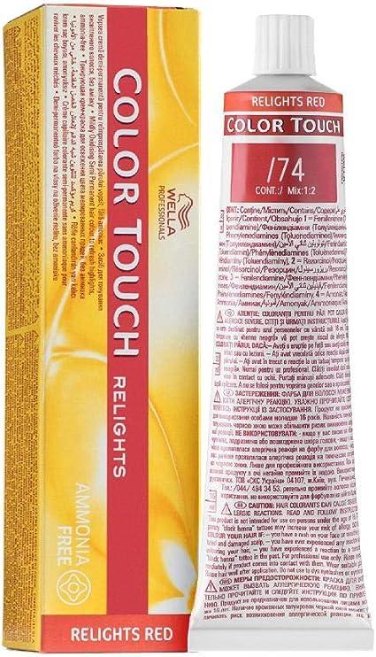 Wella Color Touch /74 1 Unidad 60 ml: Amazon.es: Belleza