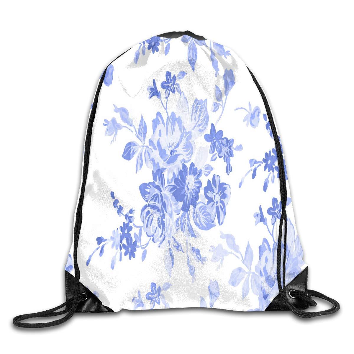 Travel Duffels Watercolor Unicorn Floral Duffle Bag Luggage Sports Gym for Women /& Men