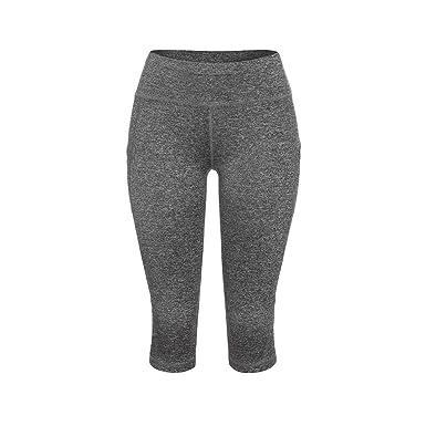 63a0f2e854a Amazon.com  JPJ(TM) New❤️Yoga Pants❤️Women Fashion Workout Out Pocket  Leggings Fitness Sports Gym Running Yoga Athletic Pants  Clothing