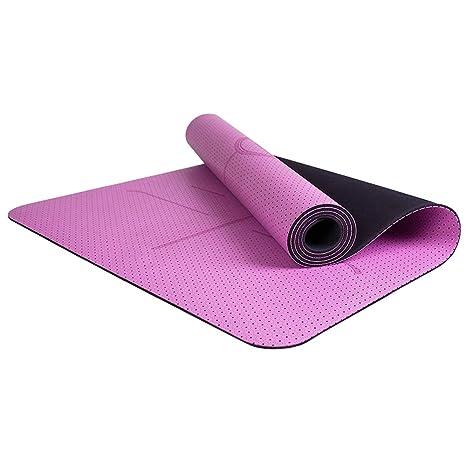 Colchoneta de yoga, para principiantes, estera de ...
