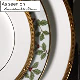 Noritake Holly and Berry Gold Cup