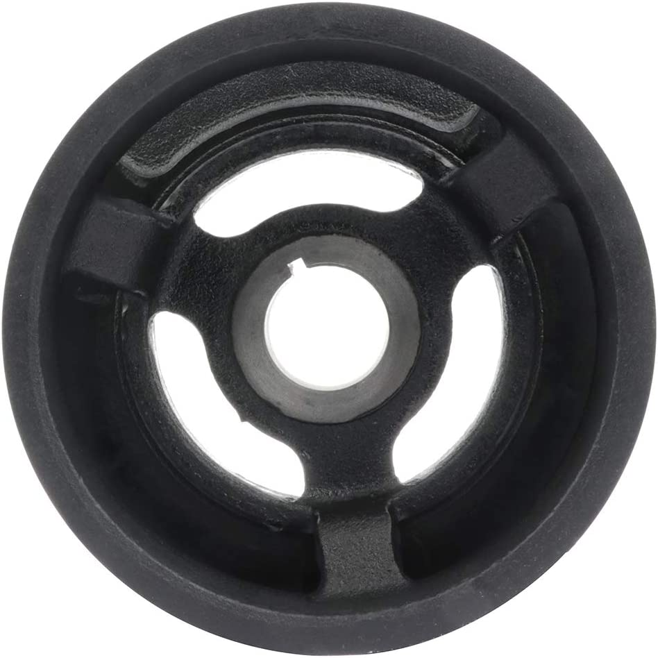 AUTOMUTO 594-133 Harmonic Balancer Crankshaft Pulley Fit for 1999-2000 Dodge Ram 2500 Van 1994-2001 Dodge Ram 3500 1997-2000 Dodge Ram 3500 Van 1993 Dodge W150 1993 Dodge W250 1993 Dodge W350