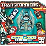 Transformers Power Core Combiners Double Clutch Action Figure