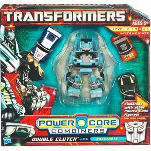 Transformers Power Core Combiners Double Clutch Action (Clutch Toy)