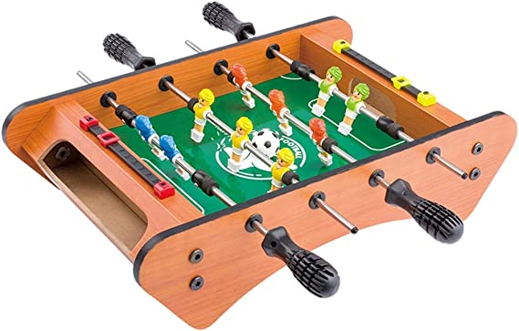 Máquina de fútbol de Mesa Juego de Rompecabezas para niños Mesa de ...