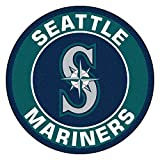 FANMATS 18150 MLB Seattle Mariners Roundel Mat