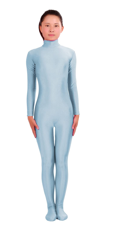 Howriis Unisex Lycra Spandex Zentai Unitard Bodysuit