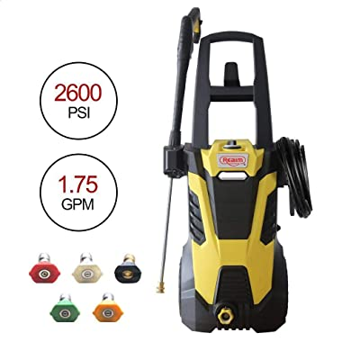 Realm BY02-BIMK Electric Pressure Washer