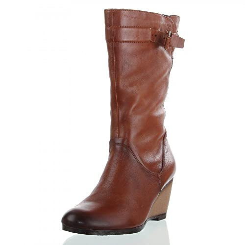 E 40 5 Amazon Caprice it Stivali Scarpe Donna Marrone marrone fPIIOwqzT