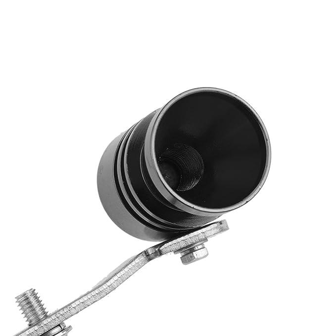 Turbo sonido silbato Silenciador Tubo De Escape ruido - aluminio sonido silbato de escape Silenciador Pipe Blow Off Valve BOV Simulador - pequeño a Extra ...