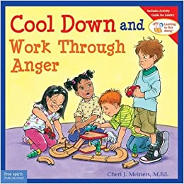 Image result for book cool down and work through anger