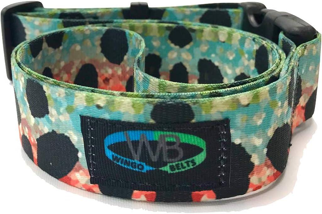 Wingo Belts Rainbow Trout Wading Belt