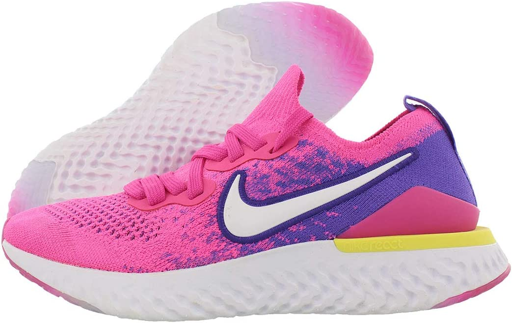 Epic React Flyknit 2 Running Shoes