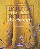 img - for Boutis des villes boutis des champs book / textbook / text book