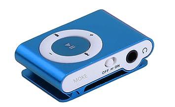 Amazon.com: Moke nuevo mini MP3 Apoyo TF Micro SD USB Media ...