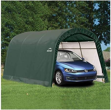 Rowlinson Shelterlogic 10x15 Round Style Shelter Amazon Co Uk Garden Outdoors