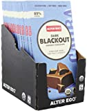 Alter Eco - Organic Chocolate Dark Blackout 85% Cocoa - 2.82 oz (pack of 2)
