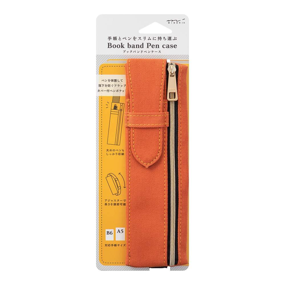 Grün Book Band Federmäppchen B6 B6 B6  A5 für Orange 62323006 851e7e
