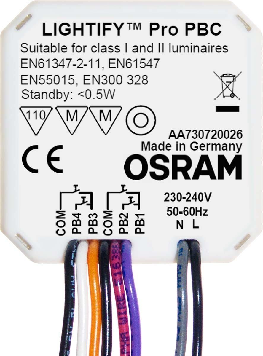 Osram Lightify PRO PBC 20x1