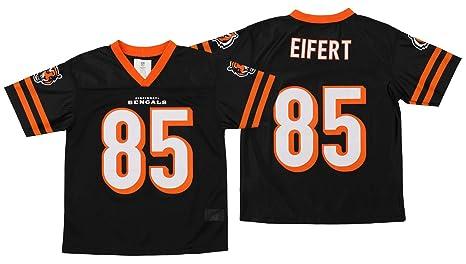 37dc3c6866b Outerstuff NFL Youth (4-18) Cincinnati Bengals Tyler Eifert Team Color  Player Jersey