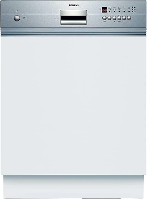 Siemens SE54M561EU Semi-incorporado 12cubiertos A lavavajilla ...