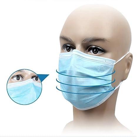 bestwishes2u 50 pcs disposable masks disposable medical masks