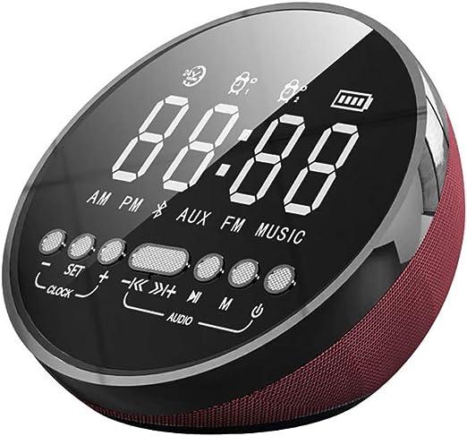 Ourine Radio Reloj Despertador, Radio Reloj Despertador Reloj de ...